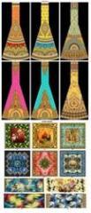 Designer Ghagra Fabrics
