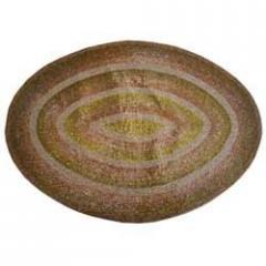 Oval Mat