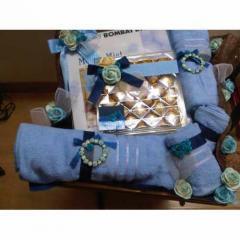 Bath Set Decorative Gifts