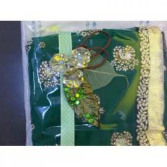 Fancy Saree Gift Packing