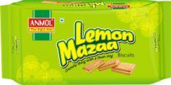 Lemon Mazza Biscuits