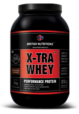 X-TRA WHEY™ Supplements