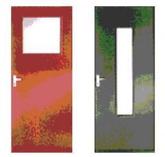 Vision Flush Panel Door
