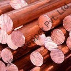 Copper Round Rods