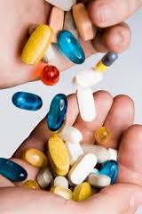 Herbal vitamin medicine