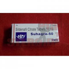 Suhagra 50MG Tabs