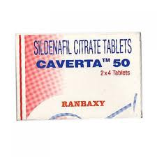 Caverta 50 MG Tab