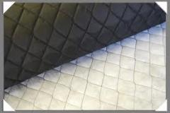 Quilted lining fabrics