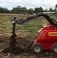 Dingo K9-4 Contractor