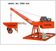Monkey lift (mini crane)