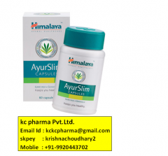 Ayurslim-Capsules.kc pharma pvt.ltd exporter