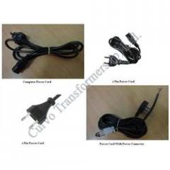 Power Cord & Connectors