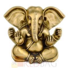 Lord Ganesh - Brass Statue