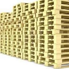 Large Wooden Pallets