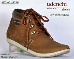 Newbuck Leather Shoes
