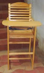 High chair, Model no 025