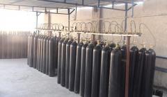 Cylinder Filling Manifold