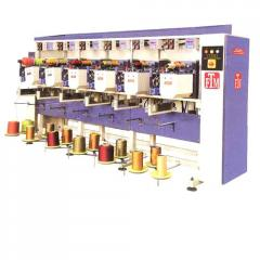 Semi Automatic King Spool Machine