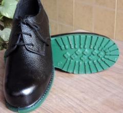 Art No. - Amparo 06-N ( Buffalo Leather Shoes)