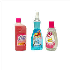 Home Care Products Labels