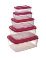 Regular Crystal Container