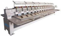 Multi Head Computerized Embroidery Machine