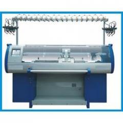 Semi Computerized Sweater Flat Knitting Machine