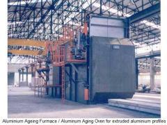 Aluminium Ageing Furmace