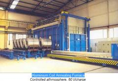 Aluminium Coil Annealing Furnace