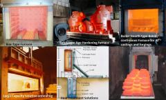 Heat Treatment Furnace Manufacturers