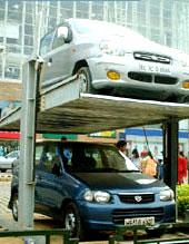 Dependent Parking Sytem