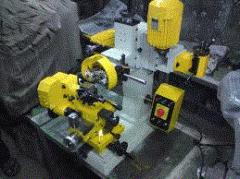 Zig-Zag Diamond Cut Faceting Machine