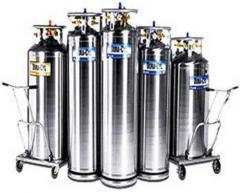 Cryogenic Gas Cylinders