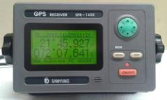 GPS Samyung SPR 1400