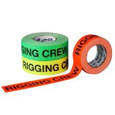 Tape rigging