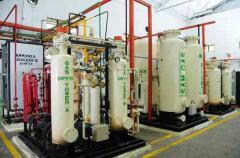 Gas Plants