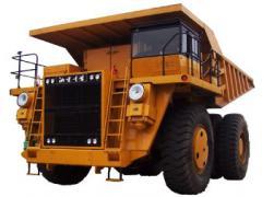SF31904 Electric Drive Dump Truck