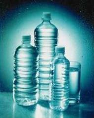 Pet Mineral Bottles