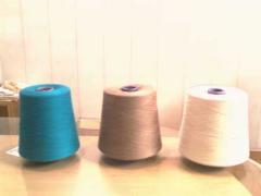 Wool Silk Yarns