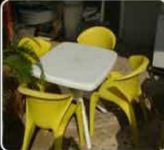 Chair & Table Mold