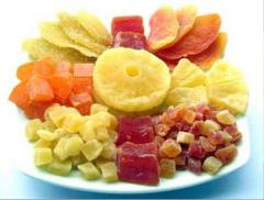 Dry and Dehydrated Fruits