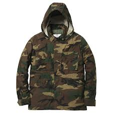 100% cotton military style camouflage trendy