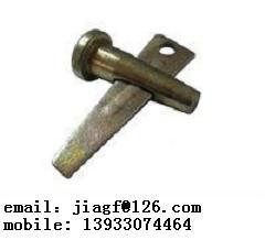 Stub pin, mivan shuttering pin, wedge