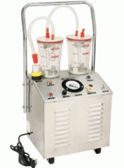 Supreme Plus SS Suction Machine
