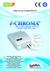 I Chroma Reader And Reagents