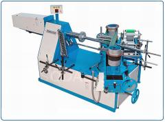 PAPER TUBE & CORE MAKING MACHINERY