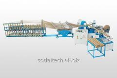 Paper Tube Core Making Machinery