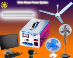 OXY Solar Home Light, fan and TV