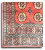 Hand Knotted Carpets Bokhara