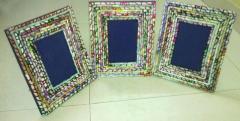 Woolen Photo Frame